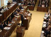 Poslanci by dnes mohli schvalovat elektronické dálniční známky