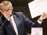 Předseda vlády ČR Andrej Babiš zúčastnil konferenc...