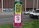 Plakáty volební antikampaně