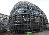 Setkání proběhlo v nově budově  Ústavu organické c...