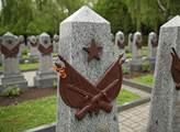 Ruští motorkáři Noční vlci uctili památku rudoarmě...