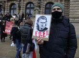 Vyjádření podpory Alexeji Navalnému a nesouhlasu s...