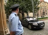 Přijížní ministr Pavel Blažek