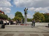 Pietní vzpomínka při příležitosti 71. výročí osvob...