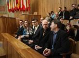 Ministr školství Petr Fiala předal jmenovací dekre...