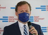 Předseda ČSÚ Marek Rojíček