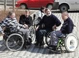 Liga vožíčkářů: Druhý zářijový den bude vBrně patřit Vinohradskému vozíkohraní