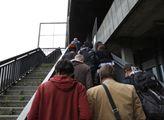 Prohlídka Stadionu Strahov začíná...