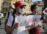 Společně za Bělorusko. Běloruská opoziční preziden...