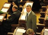Poslanec Martin Komárek