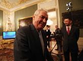 Prezident Miloš Zeman byl hostem pořadu Hyde Park....