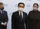 Začíná Havlovo Forum 2000, otevře ho projev tchajwanské prezidentky