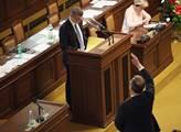 Miroslav Kalousek se hlásí o doplňující otázku