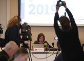 Ministryně financí Alena Schillerová zveřejnila vý...