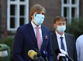 Ministr Vojtěch: Cizinci se budou prokazovat testem při cestě z oranžových a červených zemí