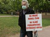 Mikuláš Minář se šel projít do Letenských sadů. Po...