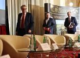 Žofínské fórum na téma Evropská unie a český expor...