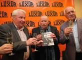 Křest knihy Nápravník nepravd za účasti Václava Kl...