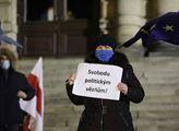 Demonstrace za propuštění Alexeje Navalného