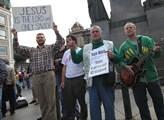 Pochod hrdosti homosexuálů Prague Pride 2014