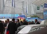 Prezident Miloš Zeman na státní návštěvě Číny