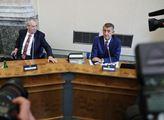 Vláda schvalovala rozpočet na rok 2020. Schůze kab...