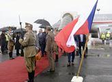 Prezident ČR Miloš Zeman na státní návštěvě v Maďa...