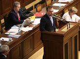 Jurečka (KDU-ČSL): Žádám zde také pana premiéra o to, aby se omluvil