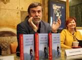 Spisovatel Vlastimil Vondruška představil svou nov...