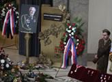 Poslední rozloučení s válečným veteránem Alexandre...