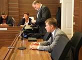 Marek Dalík u soudu