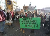 Iniciativa studentů a studentek Fridays For Future...