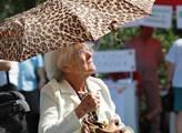 Pošta začala balit roušky pro seniory, doručí je nejdéle do pátku