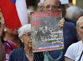 Pietní akt k 50. výročí okupace Československa voj...