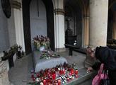 Rodinná hrobka Havlů na Vinohradském hřbitově
