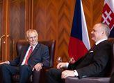 Masarykova univerzita udělí nejvyšší ocenění prezidentu Kiskovi