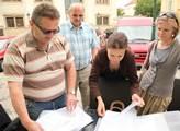Petice za návrat vladyky Kryštofa