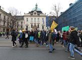 Studenti dnes budou opět stávkovat za ochranu klimatu