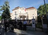 Budova turecké ambasády v Praze