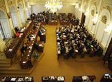 Ve sněmovně se jednalo o rozpočtu jak jej navrhla ...