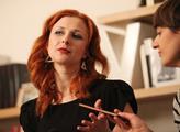 Debata s Marijou Aljochinovou, členkou protestní s...