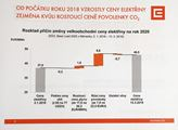 Skupina ČEZ v roce 2018 vydělala 10,5 mld. Kč, v r...