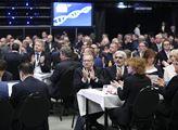 Jaroslav Kubera na 29. kongresu ODS