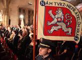Udílení státních vyznamenání prezidentem republiky...