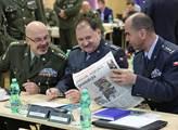 Velitelské shromáždění náčelníka generálního štábu...