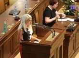 Sněmovna řešila novelu zákona o důchodovém pojiště...