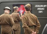 Vzpomínková akce k pátému výročí odhalení pomníku ...
