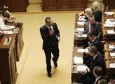 Ustavující schůze poslanecké sněmovny. Na úvod se ...