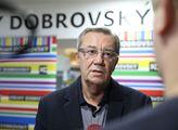 Jeden z autorů knihy Železná Sparta Vítězslav Houš...