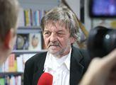Jeden z autorů knihy Železná Sparta Zdeněk Pavlis